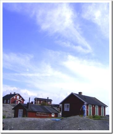 Huvudskär, Sweden