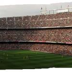 Camp Nou, FC Barcelona – Villareal