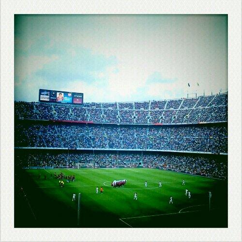 fc barcelona-rcd mallorca maçı, camp nou