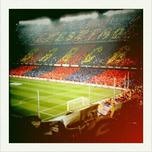 fc barcelona - real madrid - t'estimo barça