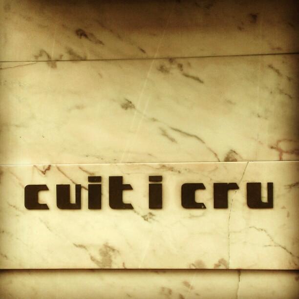 Cuit i cru #lescorts #botiga #tienda #tagline #Barcelona