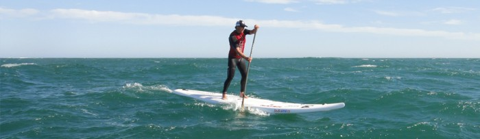 The Sup Crossing - Chris Bertish