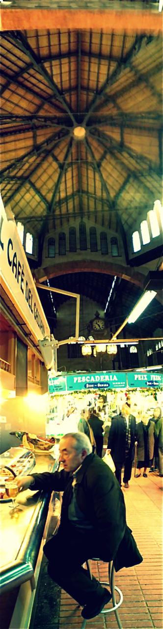 Mercat de Galvany - Barcelona