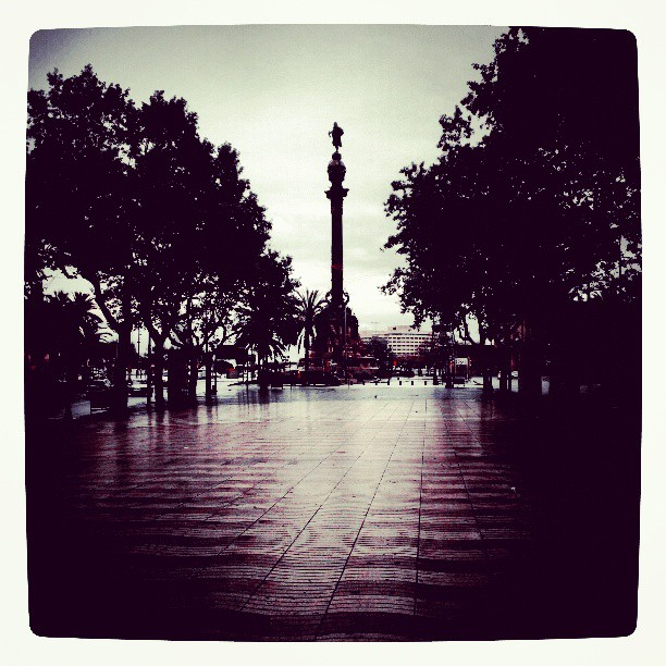 Early bird 2 en La Rambla (photo)